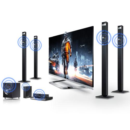 Android TV Box Q8 IV âm thanh 5,1
