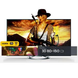 Android TV Box Q1 IV chơi 3D và Brulay