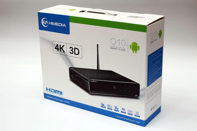 Review Himedia Q10 IV
